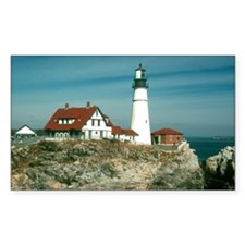 Portland head lighthouse Decal