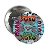 "Anti-Valentine 2.25"" Button (100 pack)"