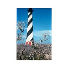 Cape Hatteras Lighthouse NC Rectangle Magnet
