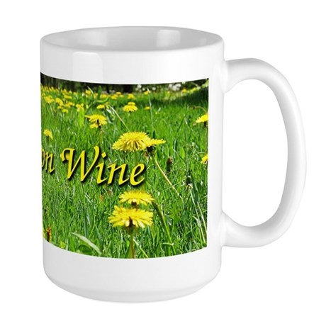 Dandelion Wine Large Mug 1