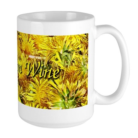 Dandelion Wine Large Mug 3