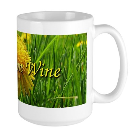 Dandelion Wine Large Mug 2