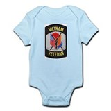 Vietnam Veteran Infant Bodysuit