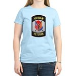 Vietnam Veteran Women's Pink T-Shirt