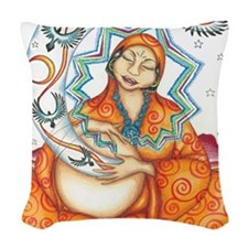 Misc5 Woven Throw Pillow