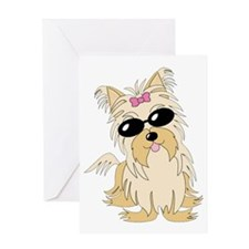 Sunglasses.gif Greeting Card