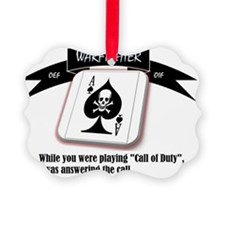 Warfighter Ornament