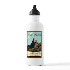 south_dakota Sports Water Bottle