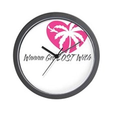 i-heart-jack-get-lost-with-fordarks Wall Clock