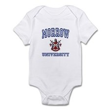 MORROW University Infant Bodysuit