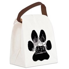 paw02 Canvas Lunch Bag