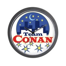 team_conan1 Wall Clock