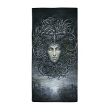 Medusa Cyborg Beach Towel