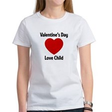 Valentines Day Love Child Tee