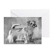 Norfolk Terrier Greeting Cards