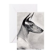 Peruvian Inca Orchid Dog Greeting Cards