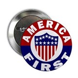 SeekerArt - America First Button