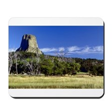 Devil's Tower Mousepad
