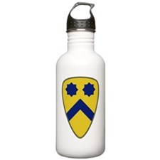 2nd Cavalry Division Water Bottle