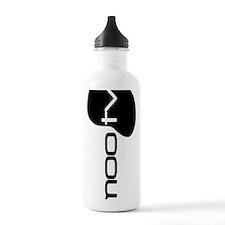 Moo TV Logo 25-200 rgb Water Bottle