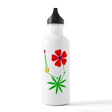 Cranesbill Sports Water Bottle