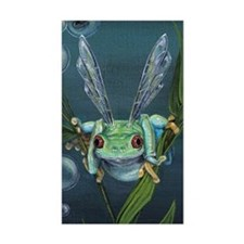 Wishing Frog Decal