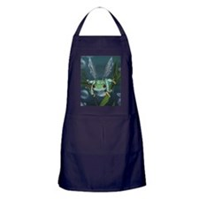 Wishing Frog Apron (dark)