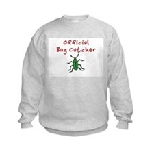 Official Bug Catcher Sweatshirt