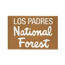 Los Padres NF Rectangle Magnet (100 pack)