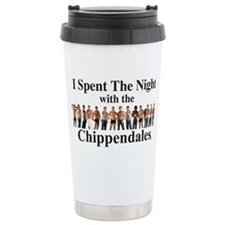 Spent the Night Ceramic Travel Mug
