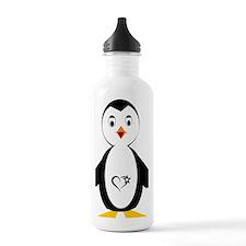 make a wish on love pe Water Bottle
