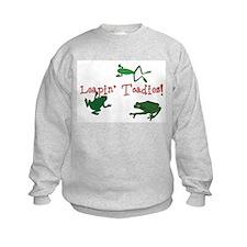 Leapin' Toadies! Sweatshirt