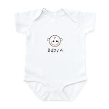 Baby A Infant Bodysuit