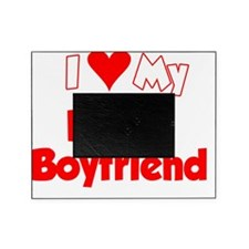 I Love My Polish Boyfriend Shirt Picture Frame