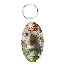 Squirrel Birthday Card - Yo Keychains