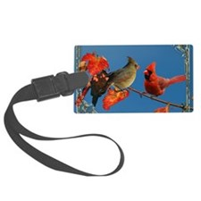 note card -front Luggage Tag