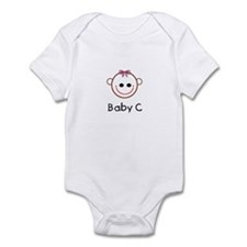 Baby C Infant Bodysuit