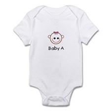 Baby A Infant Bodysuit