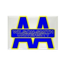 AA WILSON SMITH Rectangle Magnet