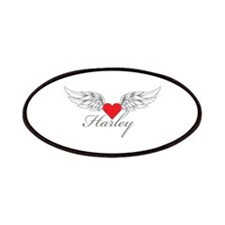 Angel Wings Harley Patches