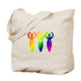 Three Goddesses Tote Bag