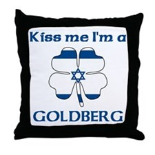 Goldberg Family Throw Pillow