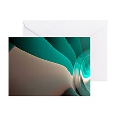Abstract 782 Greeting Cards, Pk 10