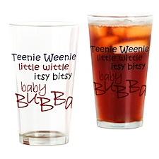 babybubba2 Drinking Glass