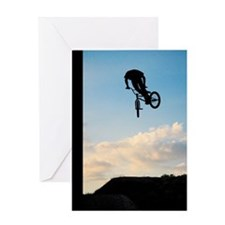 RIDE Greeting Card