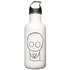 pon and zi 3 Water Bottle