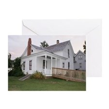 Villisca by Chad Greeting Card