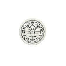 secret seal of solomon Mini Button