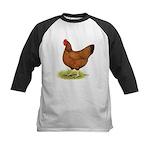Red Hen Kids Baseball Jersey