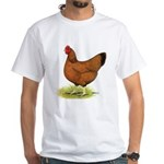 Red Hen White T-Shirt
